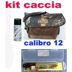 Kit Pulizia Fucile Calibro...