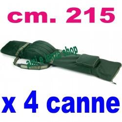 Fodero Carpfishing Canne 13...