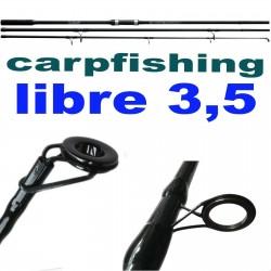 Canna Tre Pezzi Pesca...