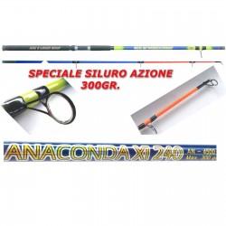 Canna Pesca Siluro Storione...
