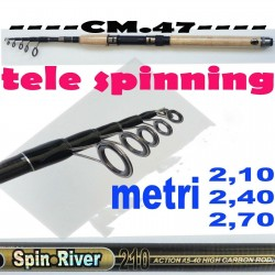 canna spinning travel pesca...