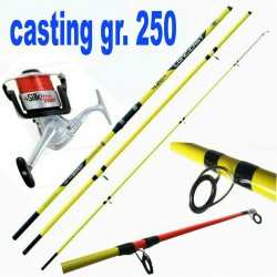Kit Surfcasting Canna Tre...