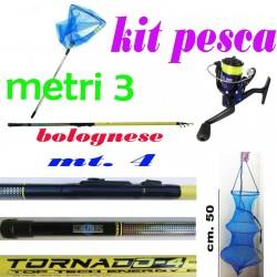 Canna Bolognese M.4 Pesca...